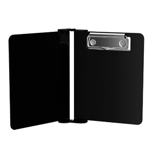 Small Folding ISO Clipboards