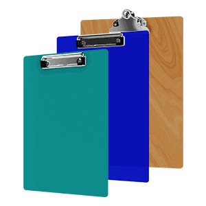 Letter Size Clipboards