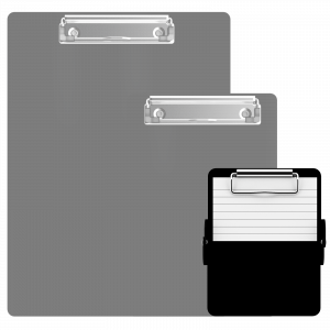 Memo, Mini, and Server Clipboards