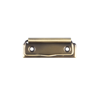 70 mm Brass Clipboard Clip