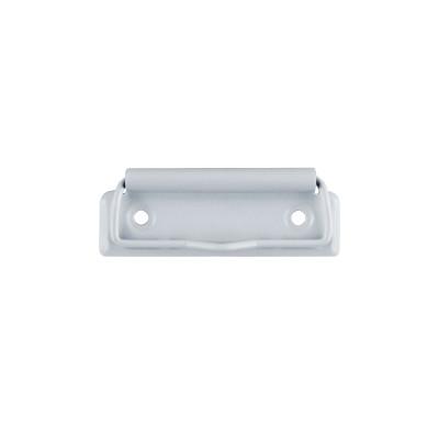 70 mm White Clipboard Clip