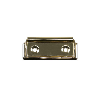 72 mm Gold Clipboard Clip