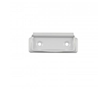 72 mm White Clipboard Clip