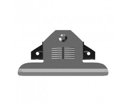120 mm Silver Butterfly Clipboard Clip