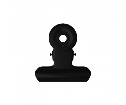 30 mm Black Bulldog Clip