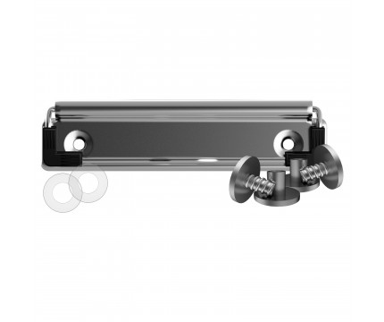 120 mm Clipboard Clip & Screw Rivet Pack