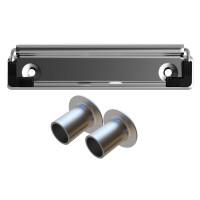 Silver Clipboard Clip & Rivet Pack
