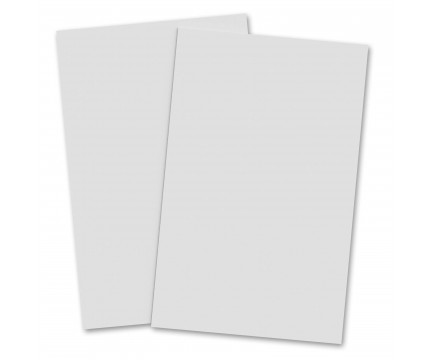 2 Pack - Vertical 11 x 17 MDF Clipboard Notepad - Blank