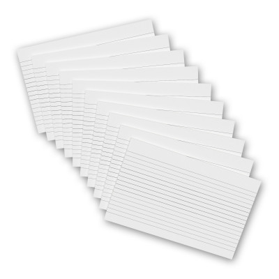 10 Pack - WhiteCoat Clipboard Notepads