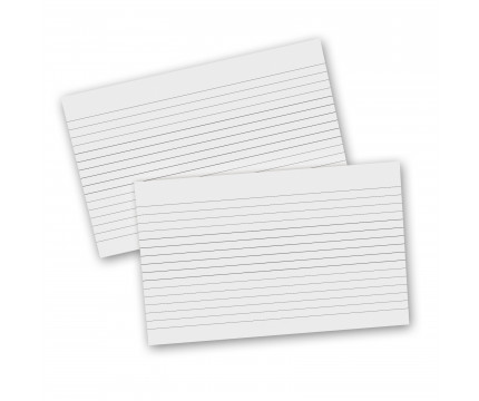 2 Pack - 8 x 5 Notepads - Ruled