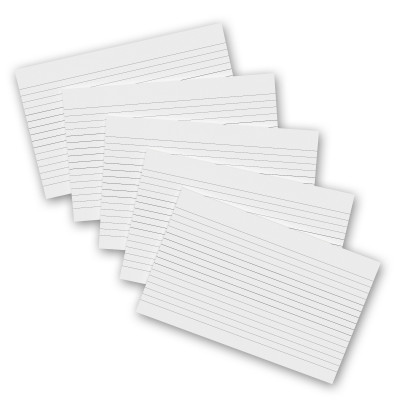 5 Pack - ISO Clipboards Notepads