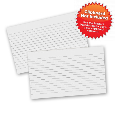 2 Pack - ISO Clipboards Notepads