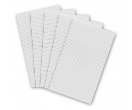 5 Pack - 14 X 8.5 Notepad