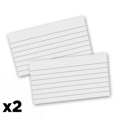 2 Pack - 4 x 2.25 Notepads