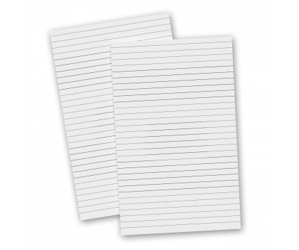 2 Pack - 5 x 8 Notepads