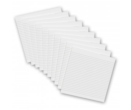 10 Pack - 7 x 7 Notepads