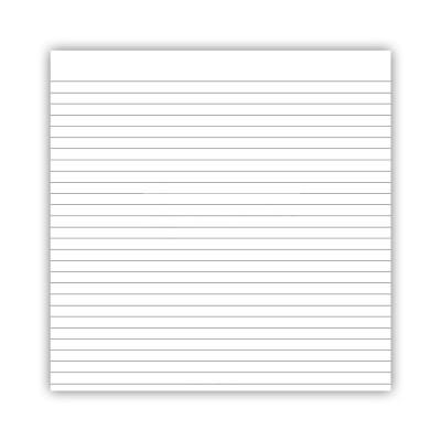 7 x 7 Notepad