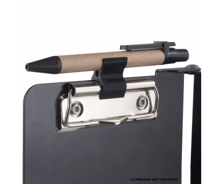 Vertical Clipboard Pen Clip