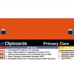 WhiteCoat Clipboard - Orange - Primary Care Edition