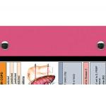 WhiteCoat Clipboard - PINK - Respiratory Edition