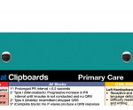 WhiteCoat Clipboard - Teal - Primary Care Edition