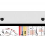 WhiteCoat Clipboard - WHITE - EMT Edition