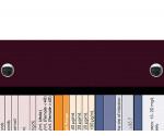 WhiteCoat Clipboard - WINE - Pharmacy Edition