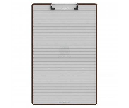 Vertical Ledger 11 x 17  HDF Clipboard