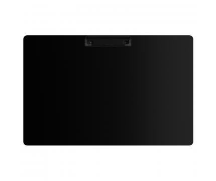 Aluminum 17 x11 Ledger Clipboard - Blackout