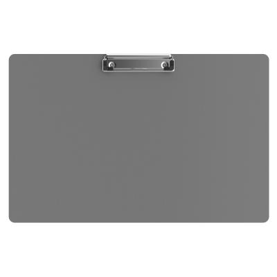 Aluminum 17 x11 Ledger Clipboard - Silver
