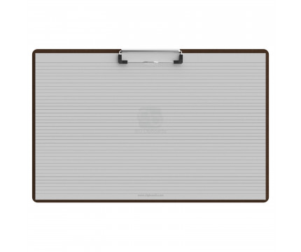 Horizontal Ledger 17 x 11 HDF Clipboard