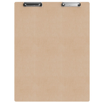 Vertical 18 x 24 MDF Clipboard
