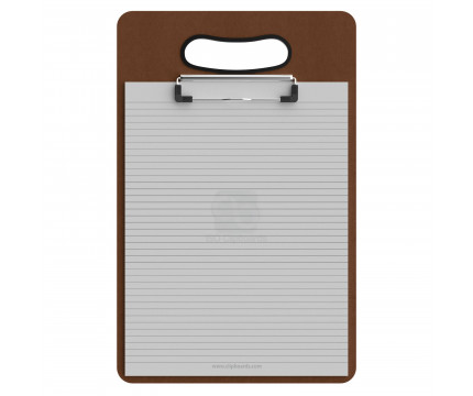 Letter Size HDF Handle Clipboard