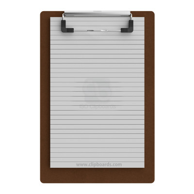 Memo Size 5 x 8 HDF 120mm Clipboard