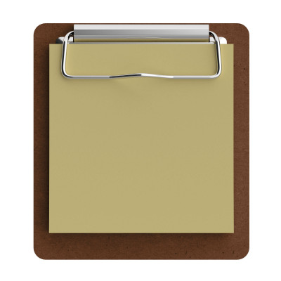 HDF Sticky Note Clipboard