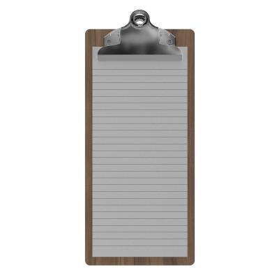 Walnut Server Butterfly Clipboard