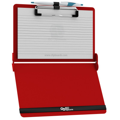 Red ISO Clipboard Pack