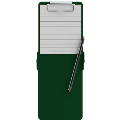 Folding Server ISO Clipboard | Green