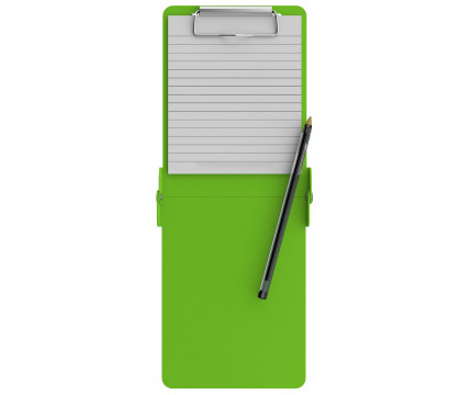 Folding Server ISO Clipboard | Lime Green