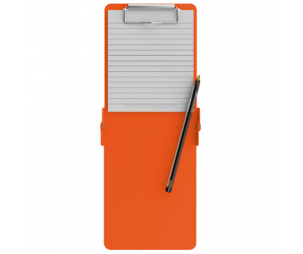 Folding Server ISO Clipboard | Orange