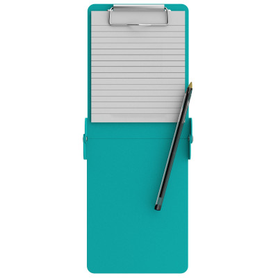Folding Server ISO Clipboard | Teal
