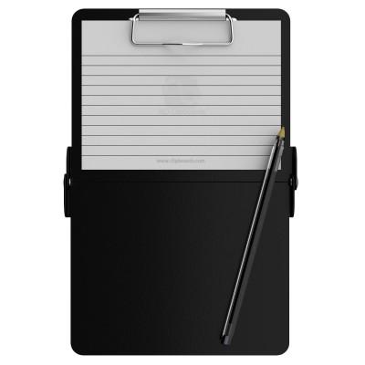 Mini ISO Clipboard - Slightly Damaged