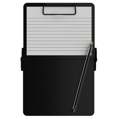 Blackout Mini ISO Clipboard