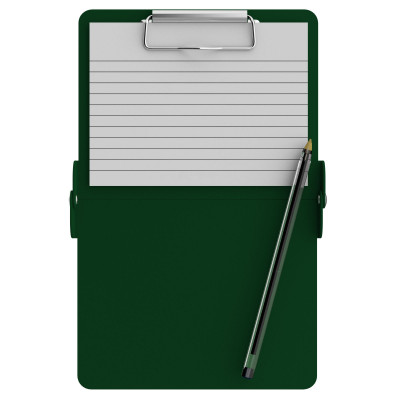 Green Mini ISO Clipboard