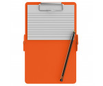 Orange Mini ISO Clipboard