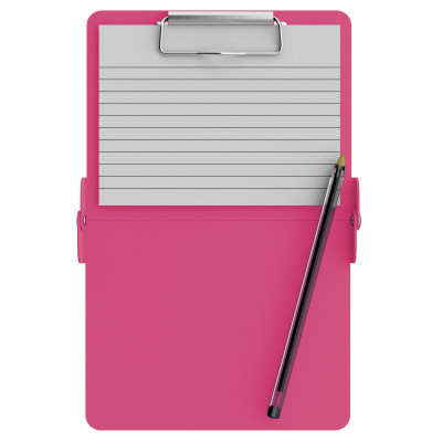 Pink Mini ISO Clipboard