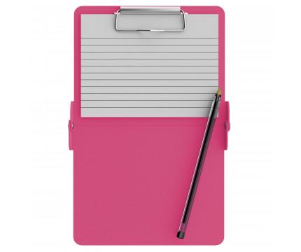 Pink Mini ISO Clipboard