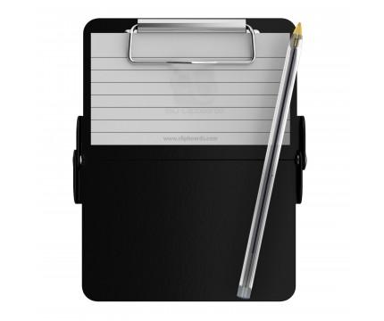 Nano ISO Clipboard | Black - Slightly Damaged