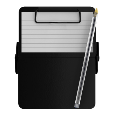 Nano ISO Clipboard | Blackout