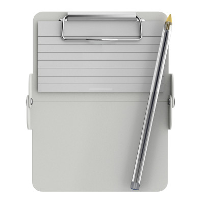 Nano ISO Clipboard | White